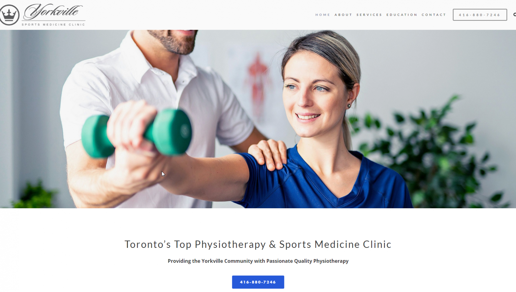 2020-01-14 19_32_35-Physiotherapy in Toronto _ Yorkville Sports Medicine Clinic